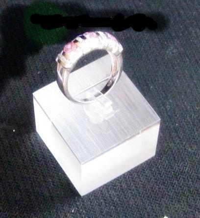 时尚亚克力戒指展示底座 IMG4616 批发 中国制造网展示台图片