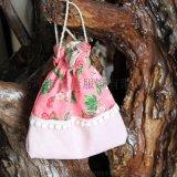 麻料布包民族风工艺布包手工包(手机、随身化妆品必备)