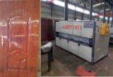 双面加热真空钢木门转印机 木纹转印机