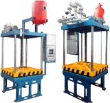 杭州消失模铸造设备,半自动、手动丝杆成型机