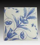 手工绘画青花瓷片 家具镶嵌瓷片 景德镇瓷板