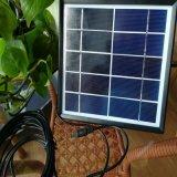 索日多晶太阳能电池板 高品质单晶太阳能板 3W太阳能板厂家直销