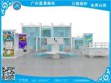 广州童装展柜童装店装修设计方案