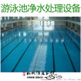 游泳池净水处理设备游泳池水处理