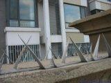 围墙刺钉小区防盗围墙防盗刺防爬网