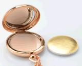 廠家供應勤好高檔粉餅盒/散粉//工藝品/化妝品包裝盒可做化妝鏡