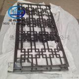 304镀色黑钛不锈钢屏风