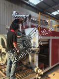 青岛亚信克拉管设备,内肋管设备,大口径中空壁缠绕管设备