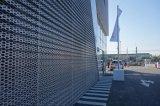 一汽奥迪外墙长城铝单板装饰幕墙赏析