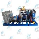河南郑州厂家供应宏兴牌 HX-65150型化工厂电厂冷凝器管道高压水清洗机