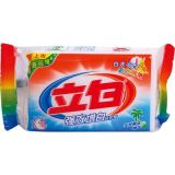 最新货立白增白皂洗衣透明皂232g椰油精华肥皂