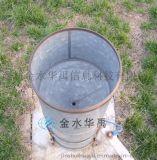 厂家直供华禹不锈钢镀锌板JQR-1普通雨量器