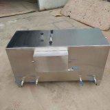 定制隔油池,餐飲小型無動力不鏽鋼油水分離器,除油效果高