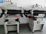 深圳市LED印刷机二手半自动印刷机,SMT锡膏|红胶印刷机0.5/0.7/1.2米
