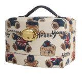 时尚流行轩尼小熊女士化妆盒