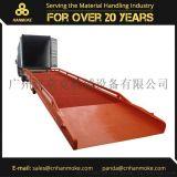 广州汉莫克 电动液压移动式登车桥 15吨登车桥移动式装卸平台