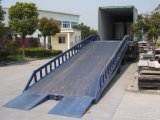 10噸移動式登車橋 集裝箱卸貨平臺 集裝箱登車橋