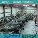 选矿总包服务 矿山机械 赤铁矿选别工艺流程