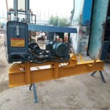 小型卧式劈木机坚固耐用安全高效厂家直销 现货劈木机