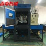 喷砂机厂家供应不锈钢输送式自动喷砂机直销各类表面处理设备