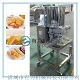 客户推荐的自动肉饼成型机,肉饼成型机厂家,鸡肉饼成型机直销