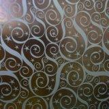 生产201/304不锈钢板材彩色装饰板8K镜面 蚀刻不锈钢板厂家