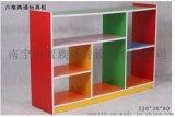 广西南宁鹰族儿童玩具收纳架宝宝绘本书架幼儿园卡通收纳柜整理架储物柜