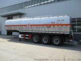 湖北润力生产带保温加热系统的煤焦油沥青运输车