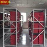 鑫升机械各种货架定做、轻型货架、仓库货架质量保证