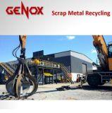 GENOX双轴撕碎机 X系列 X1500