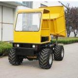 农用柴油四驱超宽轮胎转运拖拉机 香蕉转运车