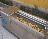 供应佳美毛刷蔬菜清洗机