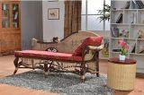 藤格格 9912 厂家批发藤编卧室沙发床太妃藤椅美人塌现代简约小户型懒人躺椅