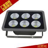 照明超亮款300W瓦 集成led投光燈戶外室外廣告燈路燈照樹投射燈 6芯300W 暖光