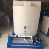 山东东禾DH-dt-1000L单桶溶混水肥一体机水肥一体化设备应用广泛