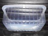一次性pp透明烧鸡盒子/食品包装盒子/3000ml塑料盒