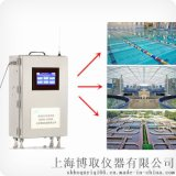 手提式或壁挂式多参数水质检测仪|同时测PH电导溶氧浊度温度