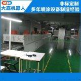 深圳大嘉往复机 万级无尘整套喷涂车间 烘干喷涂设备 UV喷涂(DJ-15)