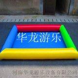 户外儿童充气沙池 充气球池厂家