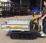 贝隆通用锂电池履带运输车
