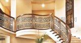 广东深圳铝镁楼梯图片,楼梯扶手,别墅铁艺楼梯