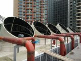 超低噪音冷却塔改造/消音弯头/风曲1.2米-5米直径