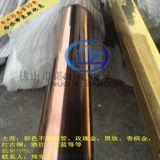 201 304彩色不锈钢直径22圆管/厚度齐全