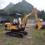 驭工YG22-9X小型挖掘机 挖沟用的小挖机
