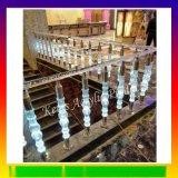 厂家供应豪华立柱 水晶立柱 扶手五彩灯柱 价格实惠
