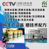 小型創業的優選項目 金美途專業生產洗潔精配方 洗衣液設備
