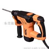国产能者大功率电锤900W电动工具28mm电锤电钻电镐多功能三用电锤产品