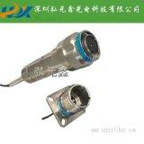 【弘元鑫】J599  1芯光纤连接器插头/插座