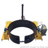 浩钧机械叉车专用HK285油桶手摇翻转倒桶机具