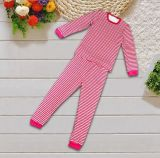 厂家直销,优质儿童暖倍儿面料保暖内衣套装批发